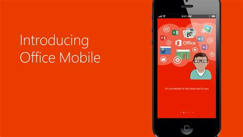 Office 365 On Iphone by Office Mobile Lands For Iphone Uk Users Left Out In The