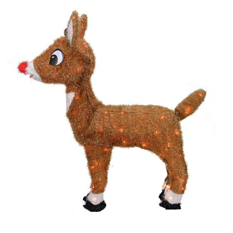 northlight rudolph the red nosed reindeer pre lit