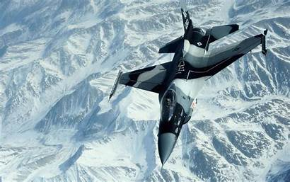 F16 Fighter Jet Wallpapers Tempur Pesawat Gambar
