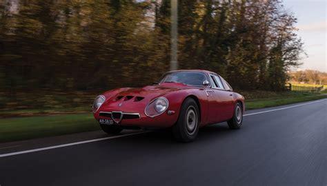 1965 Alfa Romeo Giulia Tubolare Zagato Brings Racing