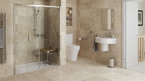Difference Between A Wet Room And Level Access Shower