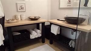 bidouilles ikea modification transformation et diy With meuble 8 cases ikea 7 salle de bain style spa bidouilles ikea