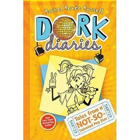 Tales From A Notsotalented Pop Star (dork Diaries, #3) By Rachel Renée Russell — Reviews