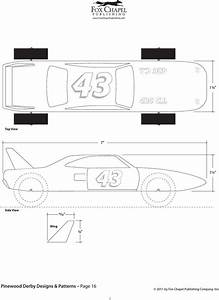 Cool Pinewood Derby Templates Download Free & Premium