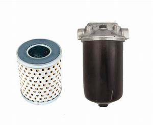 Fuel Filter Housing Left Right Feed 1 2 Unf Inc Filter