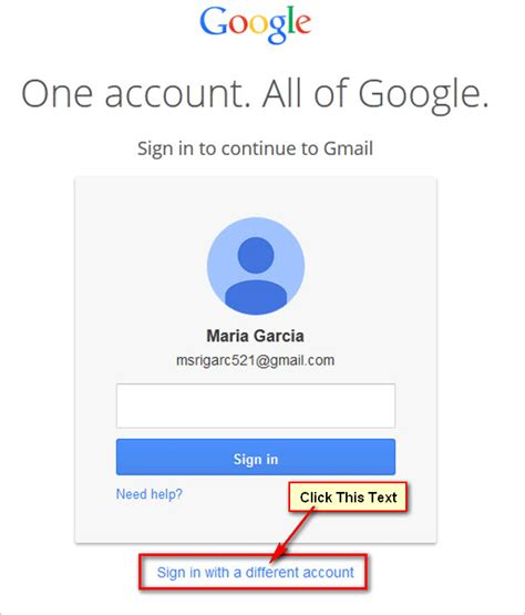 Www Gmail Login Home Page by Gmail Sign In On New Interface