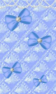 Blue pearls with upholstry | New wallpaper iphone, Lace ...