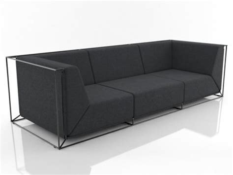 floating sofa  model comforty poland