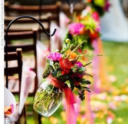 outdoor wedding aisle decor aisle decorations for outdoor weddings future wedding