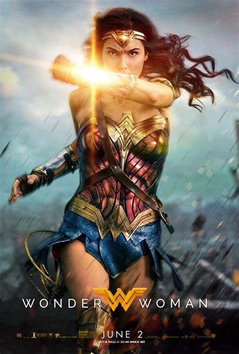 The Stakes For The Wonder Woman Movie  The Spy Command