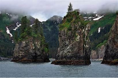 Kenai Fjords National Park Alaska State Coastline