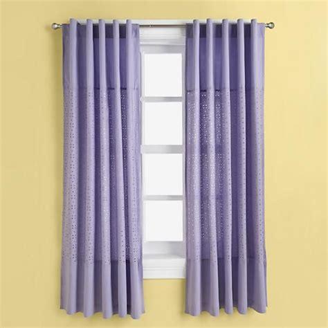 the land of nod curtains purple lavender