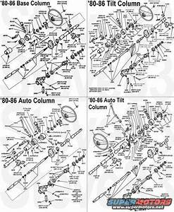 1983 ford bronco diagrams picture supermotorsnet for Ford steering column diagram http www steeringcolumnservices 92 ford