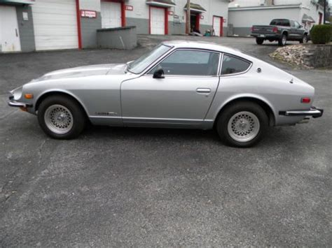 1974 Datsun 280z by Buy Used 1974 Datsun 260z Mint Original 100pics Calif