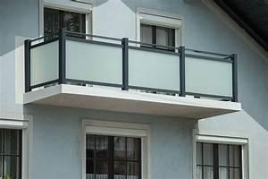Balkongeländer Glas Anthrazit : alu glas stiegen balkongel nder ~ Michelbontemps.com Haus und Dekorationen