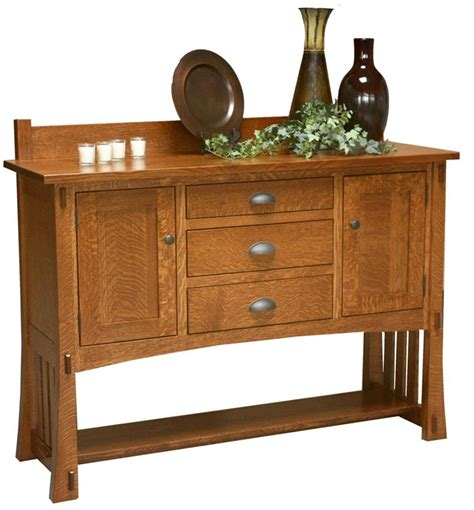 Amish Sideboard by Amish Modesto Sideboard From Dutchcrafters