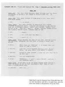 Play Script Format Example