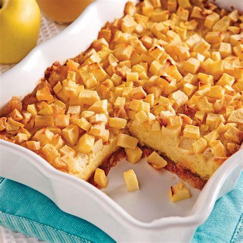 pouding au moelleux pommes poires recettes cuisine et nutrition pratico pratique