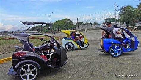philippine tricycle design future possibilities of the internet perspective the