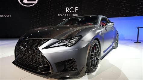 lexus rc   lighter   track edition