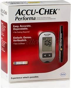 Accu-check Performa Glucometer Price In India