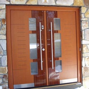 model desain pintu kupu tarung rumah minimalis terbaru