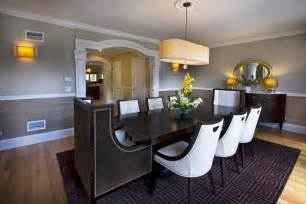 Dining Room Chair Cushions Walmart by Extraordinary Chair Rail Ideas Decorating Ideas Images In