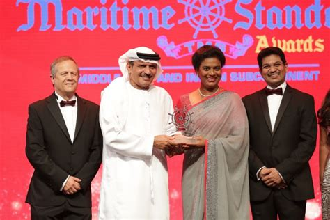 Lukoil Marine Lubricants Celebrates A Double Award Win For