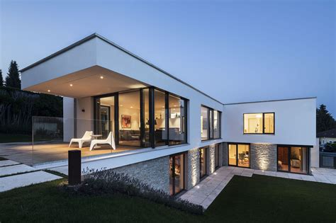 Moderne Häuser Hanglage by Haus M In 2019 Haus Haus Haus Hanglage Und Haus