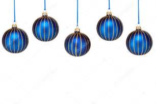 top border of blue ornaments on white stock photo rojoimages 6866553