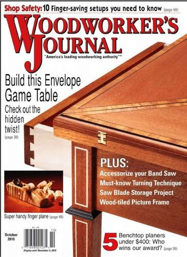 woodworkers journal plans plans diy coffee table