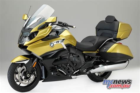 Bmw America by Bmw K 1600 Grand America Bagger With More Bags Mcnews