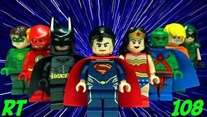 LEGO Martian Manhunter & Justice League BQ's Round Table ...