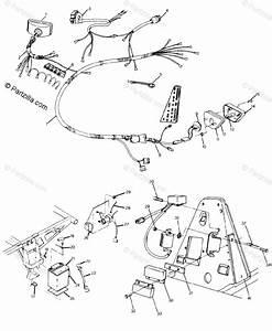Polaris Atv 1989 Oem Parts Diagram For Wiring Harness