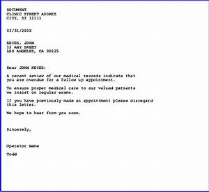sample recall letters With dental recall letter sample
