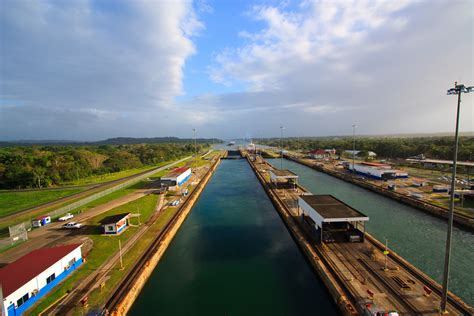The new Panama Canal expansion is officially opened