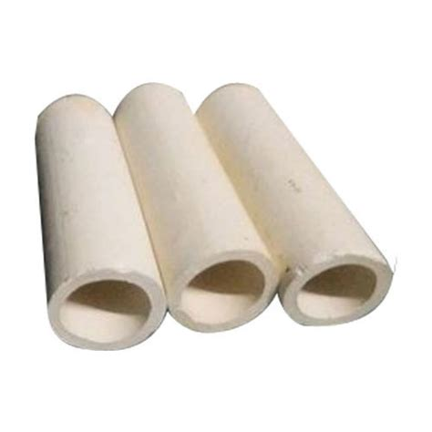 White Ceramic Pipe Rs 55 Piece Shiv Refractories Id