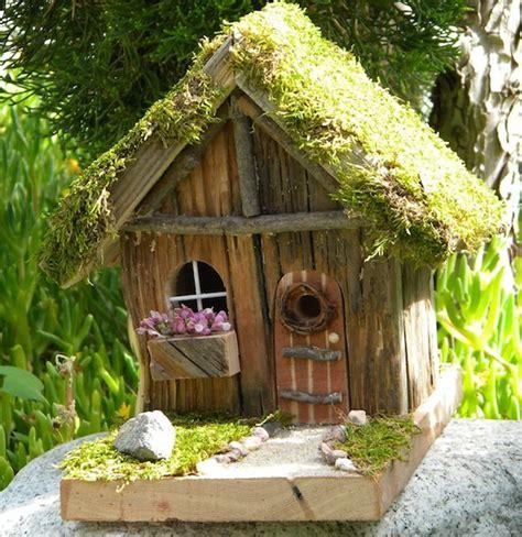 fairy garden houses  bowenbirdhouses  lumberjocks