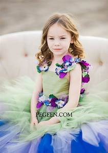 Df Chart Flower Girl Dress Style 920 The Enchanted Fairy