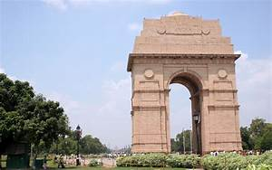 Known places: India Gate, desktop wallpaper nr. 58619 by ...