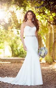 wedding dresses comfortable strapless wedding dress With comfortable wedding dress