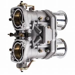 44idf Carburetor For Bug Volkswagen Beetle Vw Fiat Porsche With Air Horn 44 Idf 6941324446164