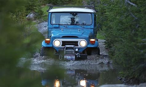 Toyota Land Cruiser Backgrounds by Stunning Fj40 Toyota Land Cruiser Reviewed By Petrolicious