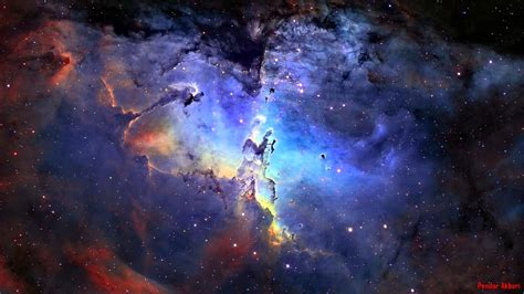 Eagle Nebula Best 3d Video Simulation You Ever Seen By