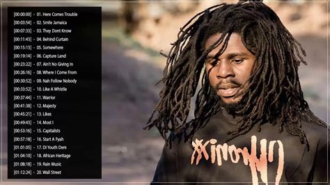 Chronixx's Greatest Hits Reggea Songs 2018