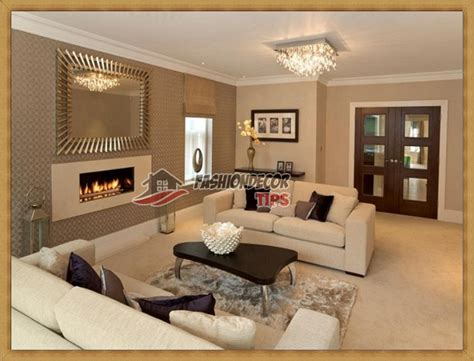 modern living room wall colors and furniture ideas