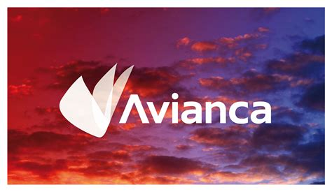 avianca rebrand work  behance