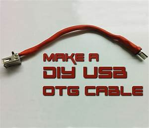 Wiring Diagram For Otg Usb A