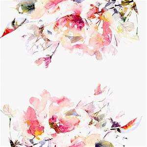 Contemporary Spring Floral Wallpaper – Project Nursery
