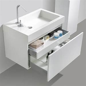 Eckiges Waschbecken Mit Unterschrank : waschbecken mit unterschrank 80 cm hause deko ideen ~ Bigdaddyawards.com Haus und Dekorationen